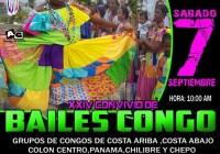 XXIV Convivio de Congos