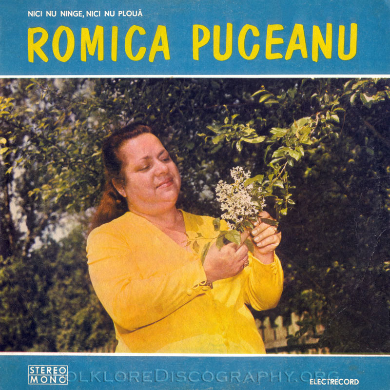 Image result for Romica Puceanu;