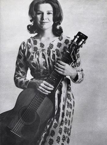 Bonnie Dobson 1963