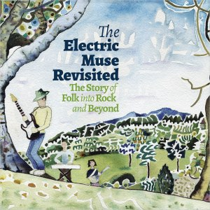 The Electric Muse Revisited CD cover