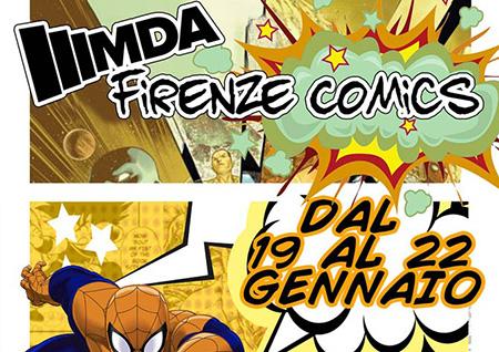 firenze comics - mda calenzano
