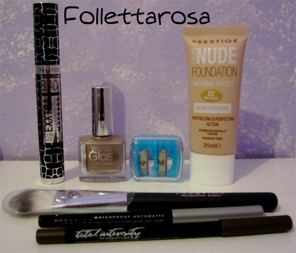 collaborazioni blog prestige cosmetics