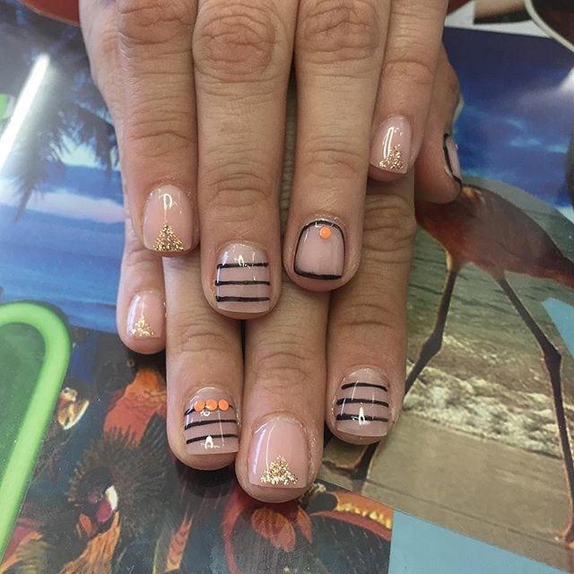 tendenze nail art autunno