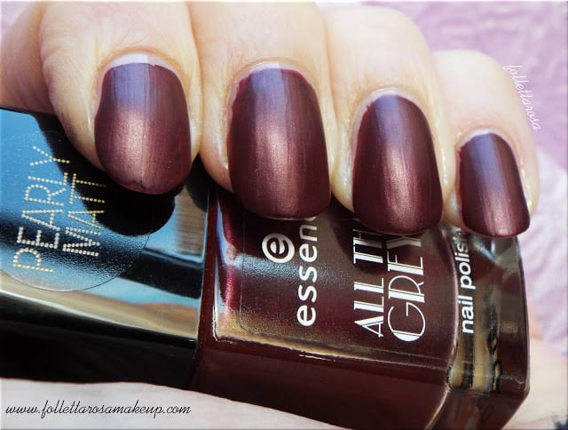 essence smalto all that greys 5 recensione