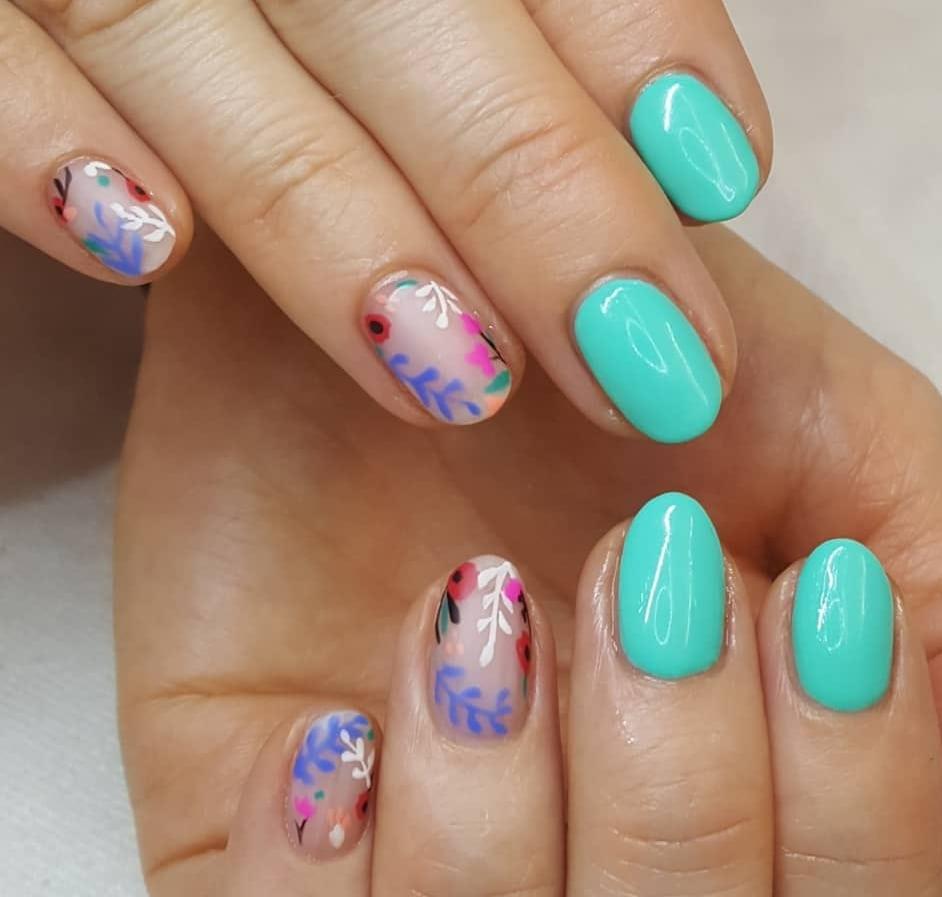 floral-nailart