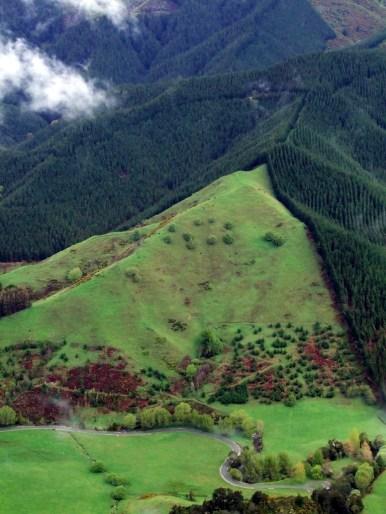Upper Takaka in Neuseeland