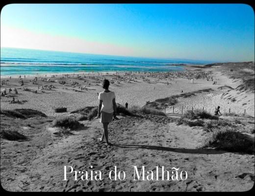 Surferstrand Surfer Beach Westküste Portugal Algarve Alentejo