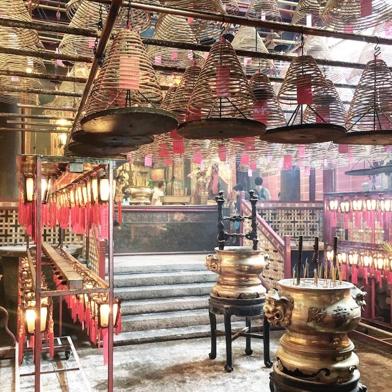 tempel hongkong