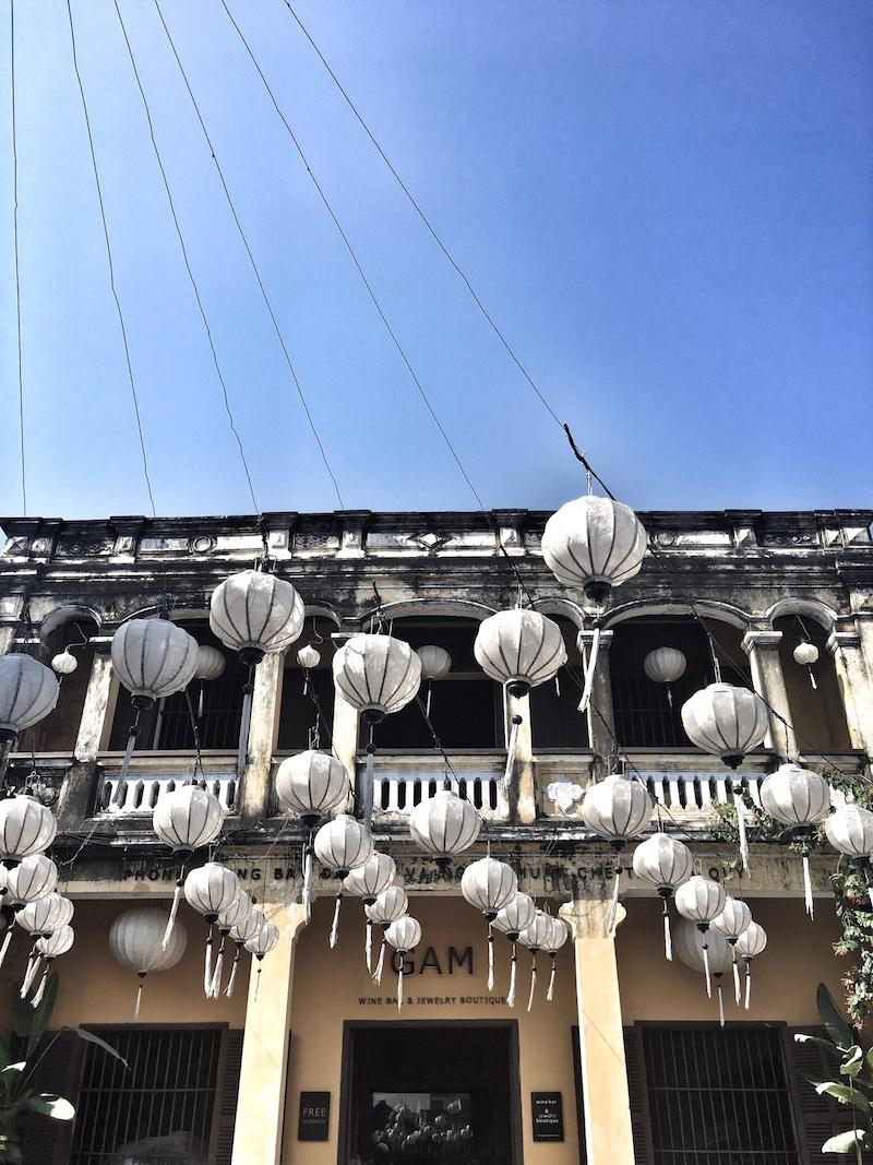 lampions hoi-an vietnam