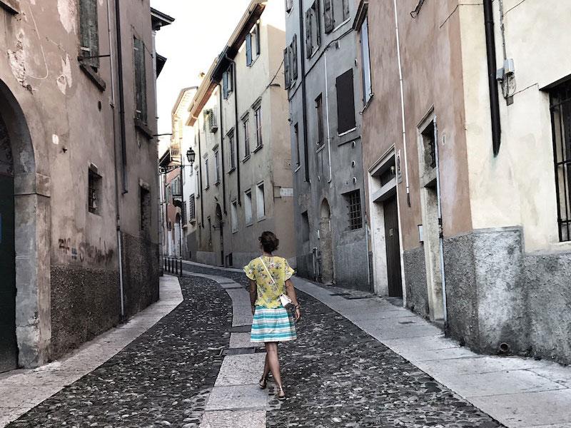 Verona FYT Reiseblog Titel