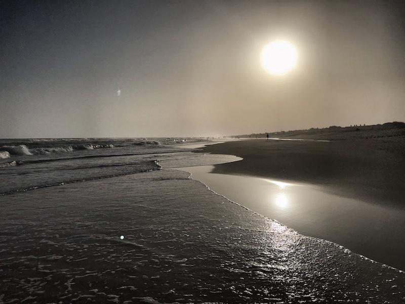 Sunset Strand Algarve