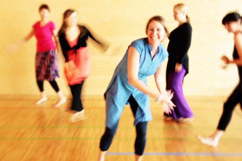 Movement Medicine Andrea Rainer