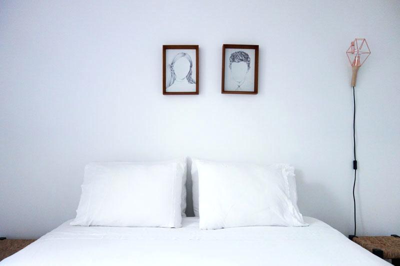 Bett-Apartment-Lissabon