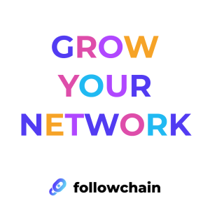 Grow your network