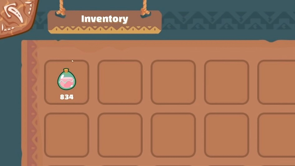 Axie Infinity inventory