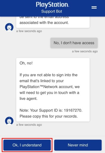 How to recover your PS4 account without email or password