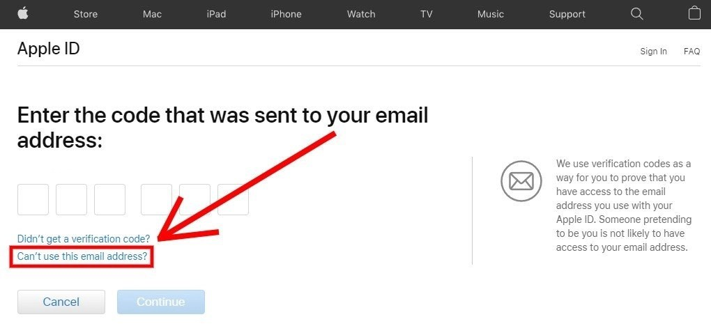 How to reset Apple ID password without email