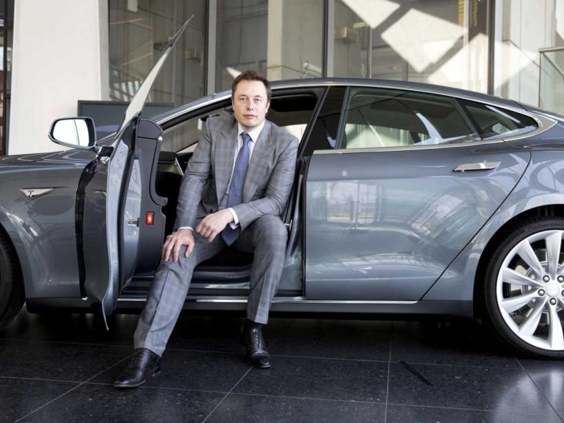 Living A Dollar A Day Convinces Elon Musk He Could Do Anything In His Life