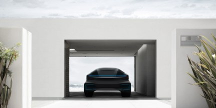 Tesla Motors' Rival Will Release Its Fully Electronic Autonomous Car In 2017