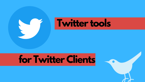 Twitter clients free Twitter tools