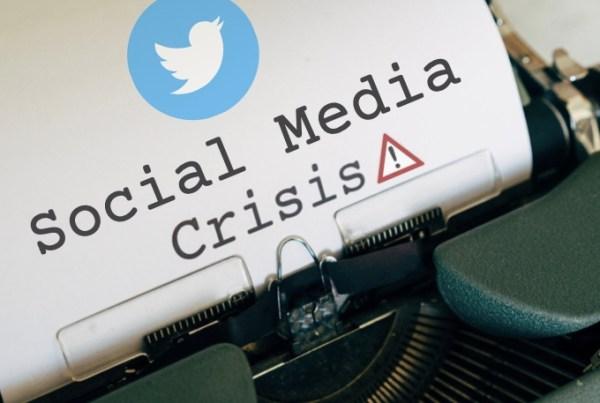 Social Media Crisis lessons