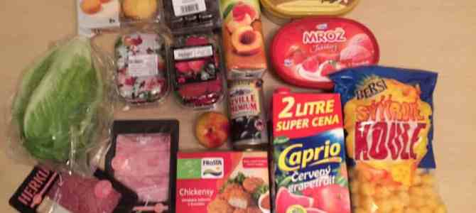 This is What $20 Buys At Grocery Stores In Europe