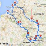 The Perfect European Road Trip Route: 8 Countries in 7 Days