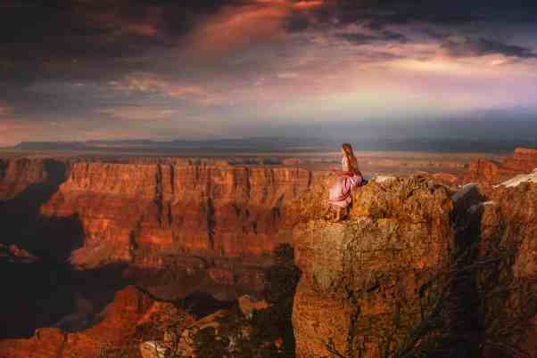 Photo Essay: The Edge Of The Grand Canyon