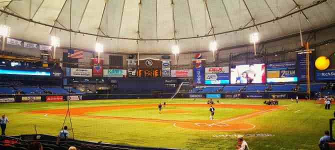 4 Things To Know Before Going To A Tampa Bay Rays' Game