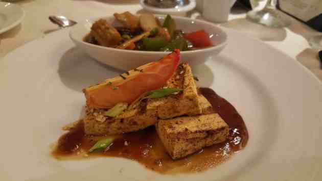 What It's Like Eating Vegetarian On A Carnival Cruise | Carnival Cruise Vegetarian Menu | Cruise Travel Tips | Follow Me Away Travel Blog