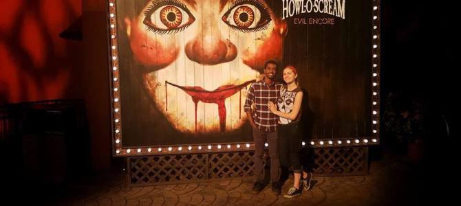 How Busch Gardens' Howl-O-Scream 2016 Successfully Scared Us