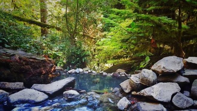 Adventures of Soaking With Naked People At Terwilliger Hot Springs | Hot Springs In Oregon | Best Hot Springs To Visit | Travel Tips Oregon | Cougar Hot Springs Oregon | Follow Me Away Travel Blog