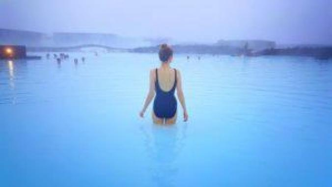 blue lagoon photography
