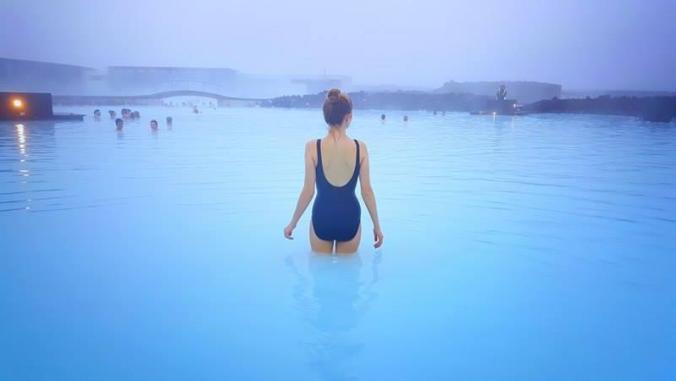 blue lagoon photography