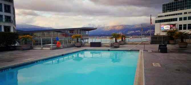 Where To Stay In Vancouver: Fairmont Waterfront Vancouver