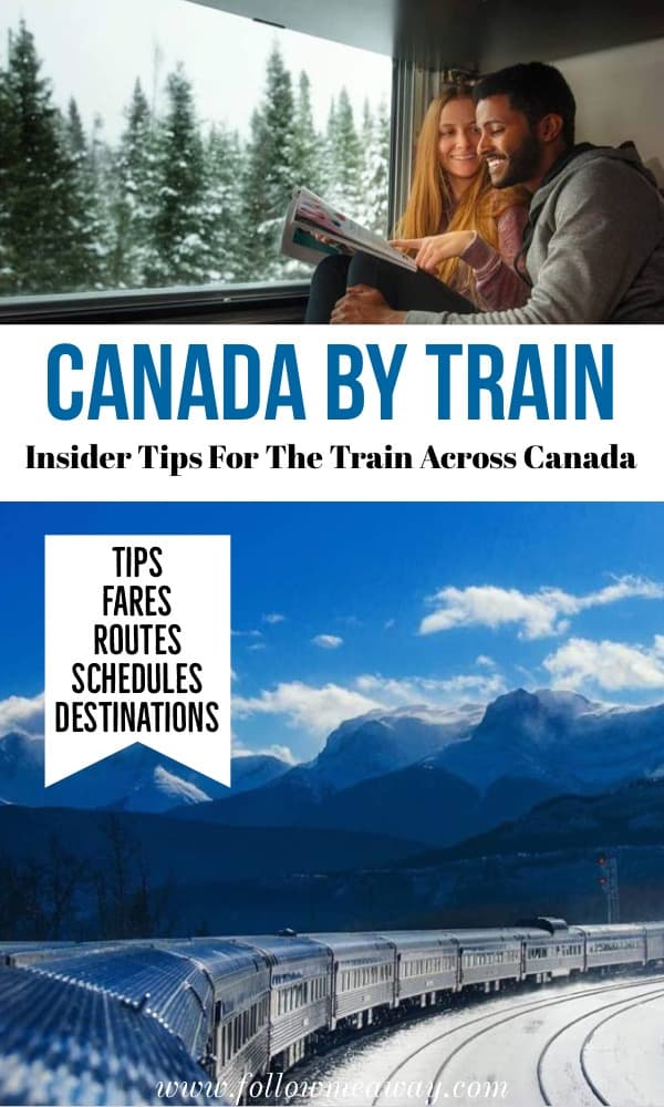 15 Things To Know Before Taking The Train Across Canada