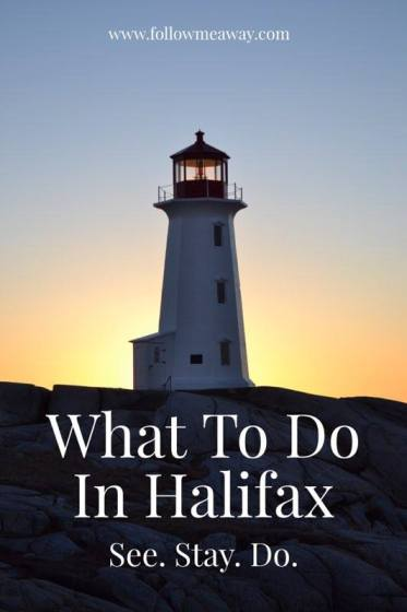 What To Do In Halifax: See. Stay. Do. | Things To Do In Halifax | Top Things To Do In Halifax In Winter | One Day In Halifax | What To Do In Nova Scotia | Halifax Travel Tips | Follow Me Away Travel