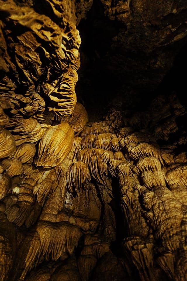 Oregon caves are a wonderful oregon road trip stop