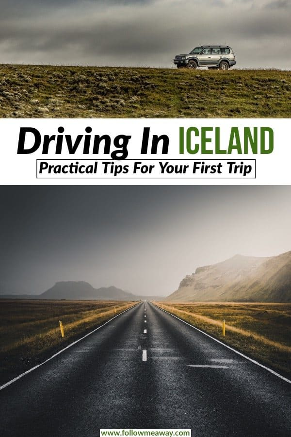 There are so many things to know about driving in Iceland before taking your first Iceland road trip! These driving tips for Iceland will help you plan your trip to Iceland safely! Taking an Iceland road trip around the ring road in Iceland has never been easier than with these driving tips! #iceland #icelandtravel #driving #travel #roadtrip #ringroad #kirkjufell #landscape #traveltip