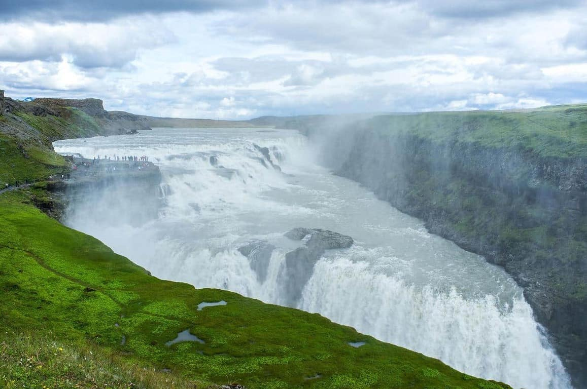 5 Things To Know Before Visiting Gullfoss Waterfall Iceland Follow Me Away