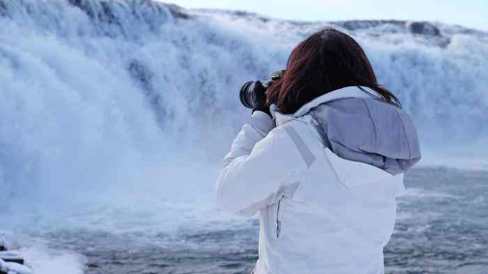What To Wear In Iceland In Winter women's packing list