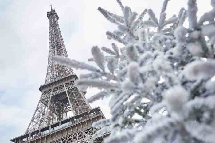 average winter weather in Paris during the winter | things to do in paris in winter