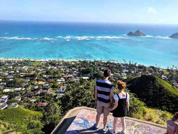 Top 5 best easy hikes in oahu