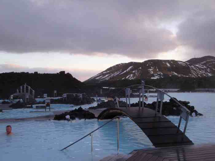 things to do in iceland in winter blue lagoon