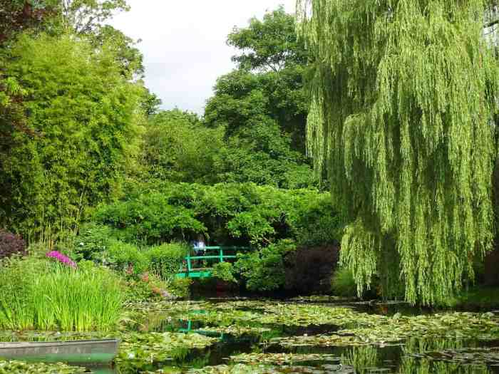 Monet's Garden in Giverney is one of the best day trips from Paris