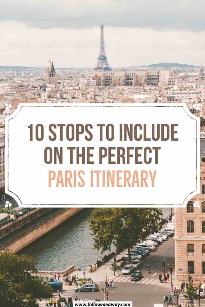 10 Stops To Include On The Perfect Paris Itinerary | top things to do in paris | what to do on your paris itinerary | long weekend in paris | paris itinerary for first timers | paris travel tips | 10 things to do in paris