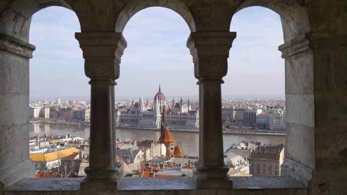 The Most Romantic Cities In Europe Every Couple Should Visit | Budapest Hungary