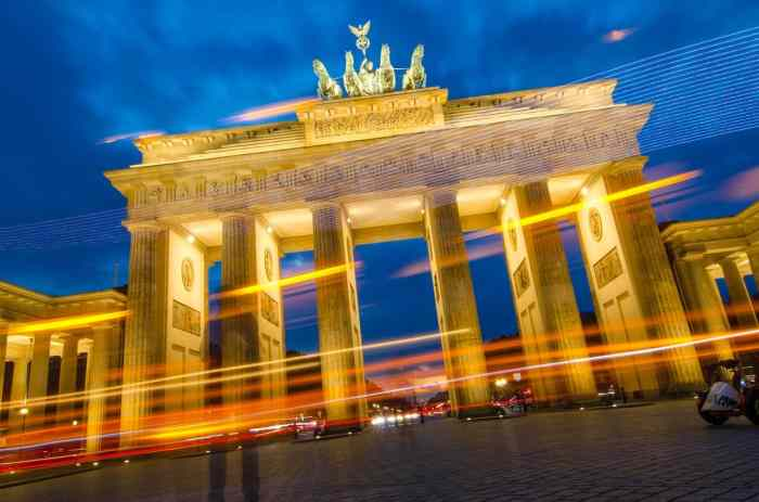 The Most Romantic Cities In Europe Every Couple Should Visit | Berlin Germany