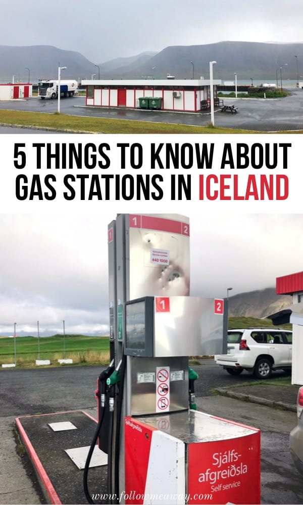 5 things to know about gas stations in iceland