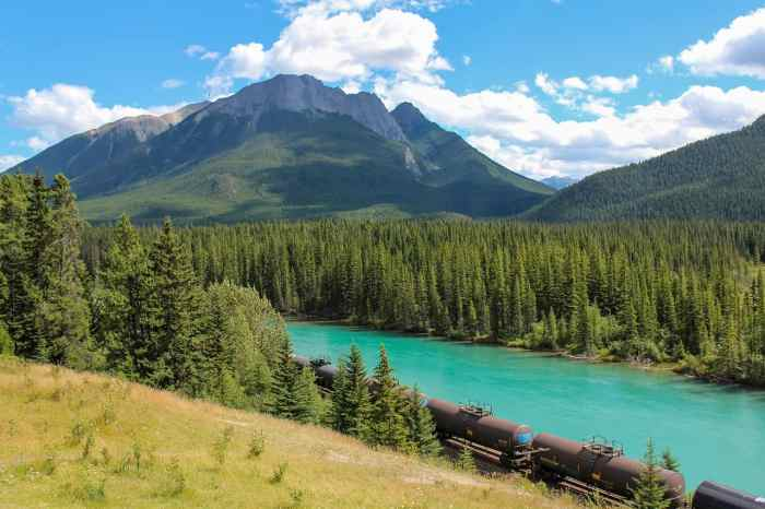 Safety tips for the train across Canada